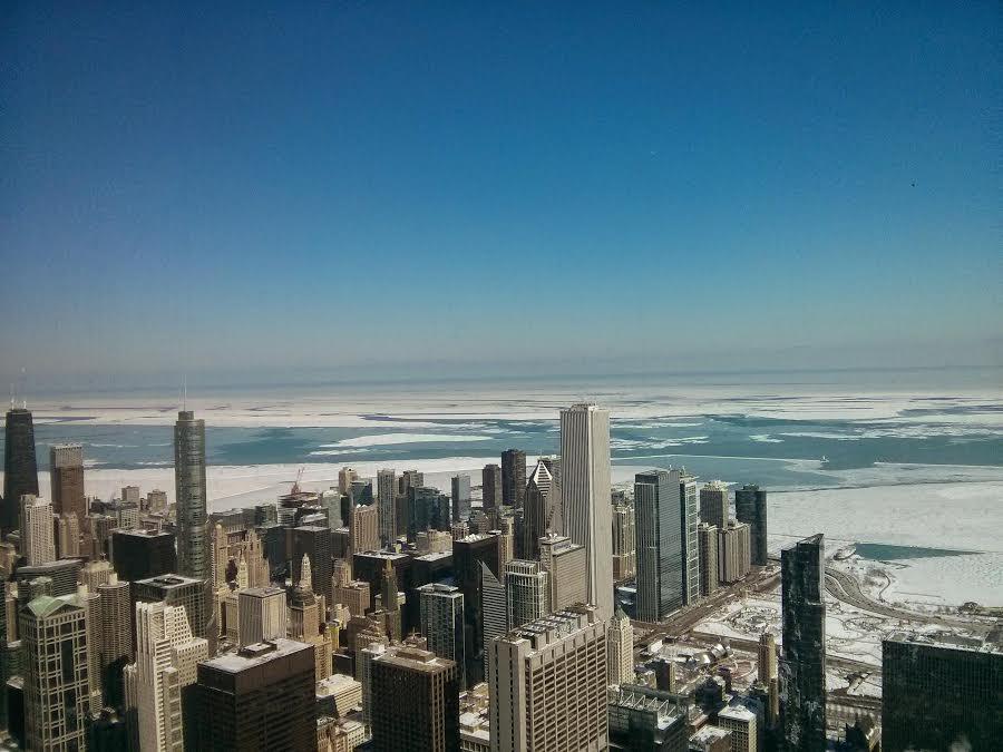 Willis Tower views