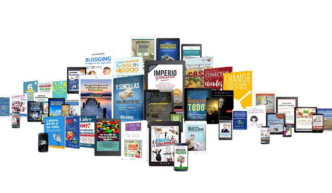 PACK de 50 libros sobre finanzas (29 euros)