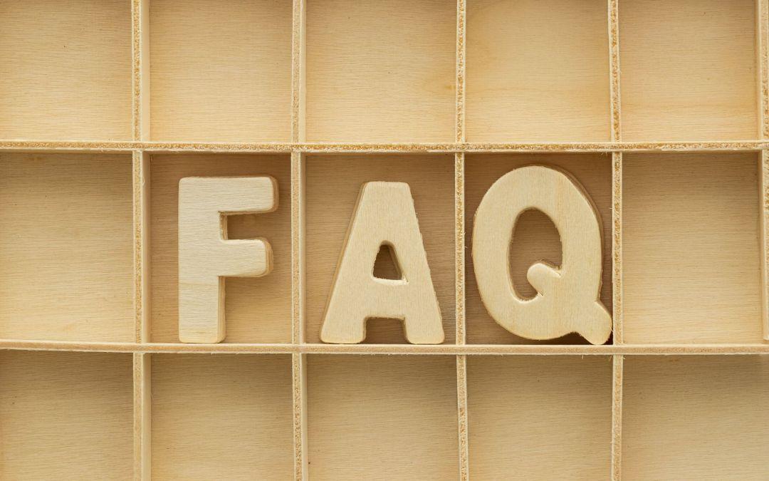 (6/6) – Algunas nuevas preguntas frecuentes de lectores