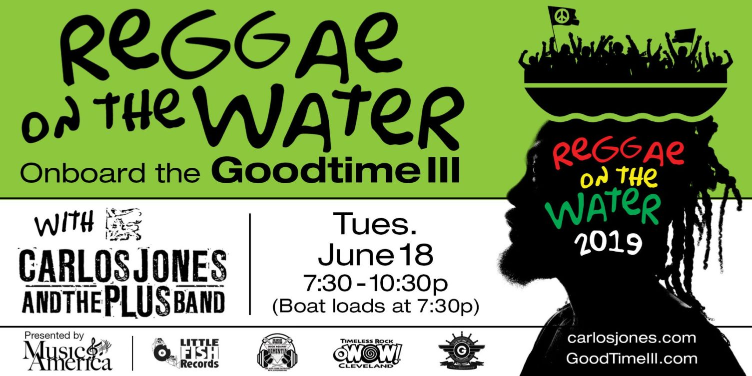 Reggae on the Water ad
