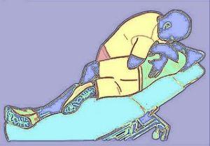 osteon manipulación vertebral