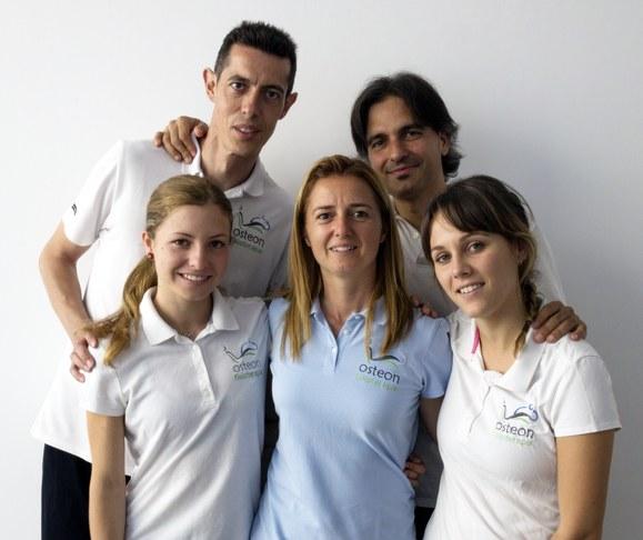 equipo osteon fisioterapeutas Alaquàs Valencia