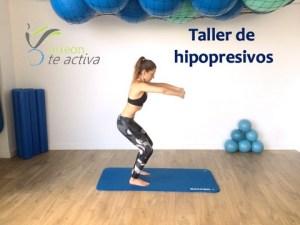 taller hipopresivos abdominales osteon fisioterapia