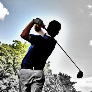 golg osteon swing codo de golf