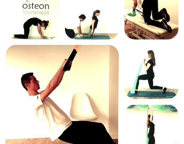 Recomendación de ejercicio acorde a su relevancia