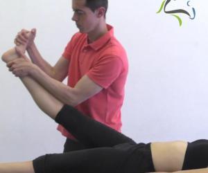Elevación de la pierna recta