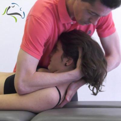 flexión pasiva del cuello carlos lopez cubas neurodinamica