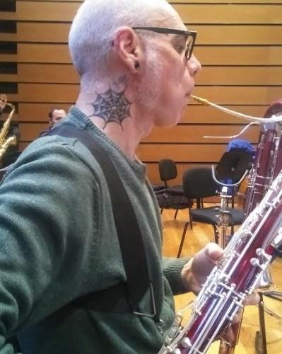 Fisioterapia y embocadura en músicos de viento