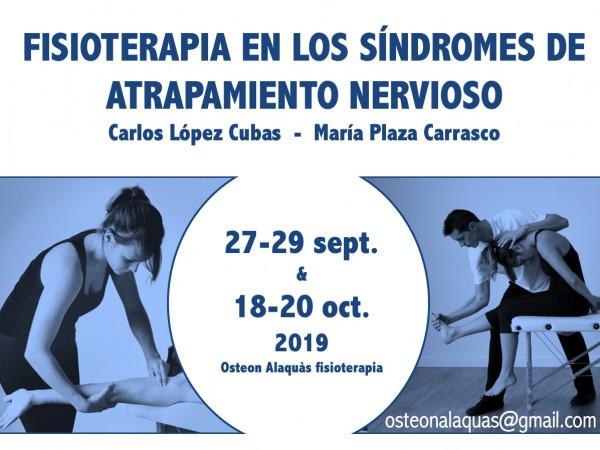 fisioterapia en los sindromes de atrapamiento nervioso neurodinamica carlos lopez cubas