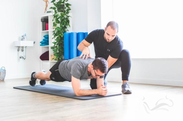 javi osteon fisioterapia plancha