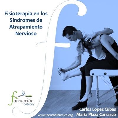 curso osteon formacion FISIOTERAPIA EN LOS SÍNDROMES DE ATRAPAMIENTO NERVIOSO