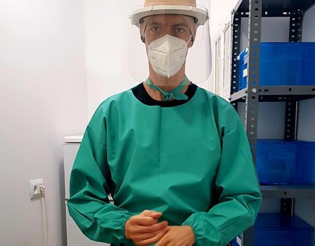 Protocolos de seguridad e higiene de OSTEON