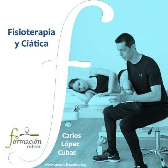 Fisioterapia y ciática curso online osteon carlos lópez cubas