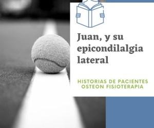 juan y su epicondilalgia lateral osteon carlos lopez cubas