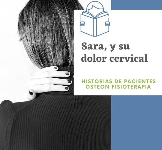 Sara y su dolor cervical