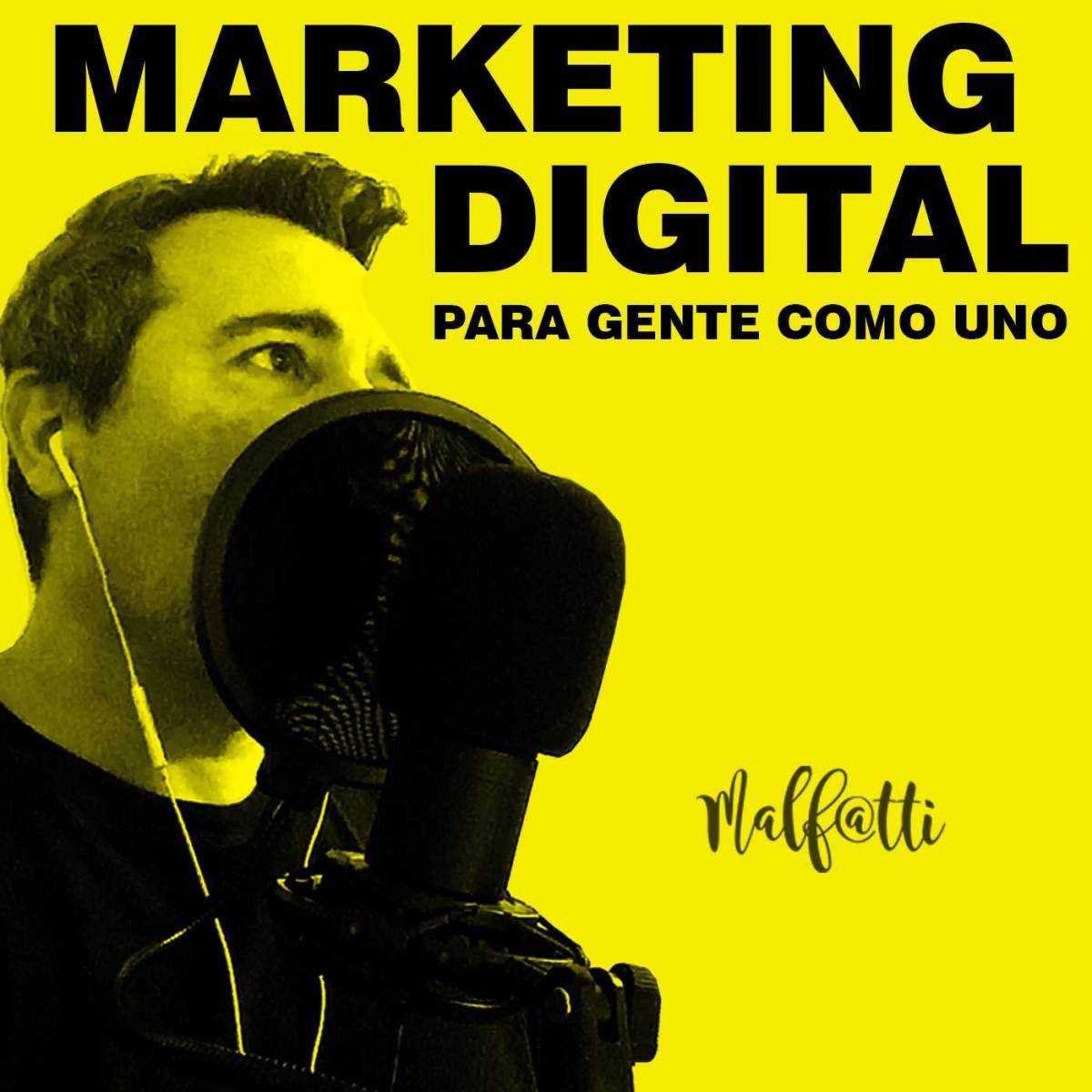 Marketing Digital para gente como uno.