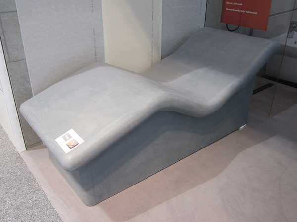 Rosco Chaise lounge Carlos Mallor Wellness