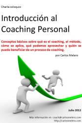 Conferencia de introducción al coaching