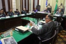 CPI das Armas quer checar funcionamento de Sistema de Material Bélico