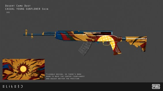 PUBG_Weapon-Skins-Casual-Young_SKS_Final