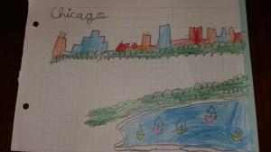 Chicago por Lucía