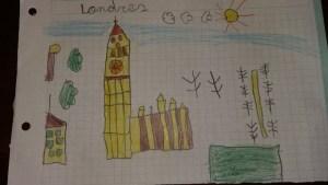 Londres por Lucía