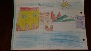 Venecia por Lucía