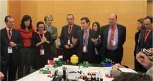 Cadena de valor del sector seguros en Lego