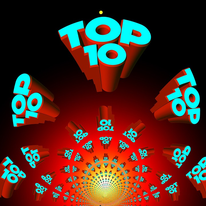 Top 10 Linkedin 2016