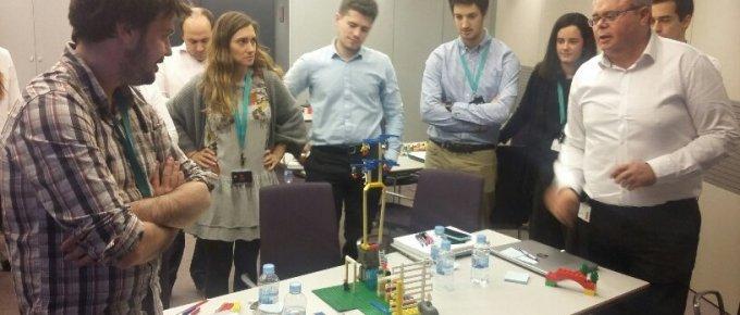 Creando una Inteligencia Artificial con Lego