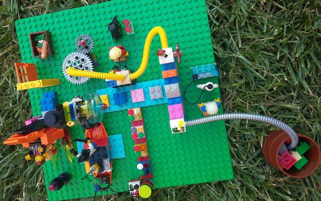LegoPoint Reunión