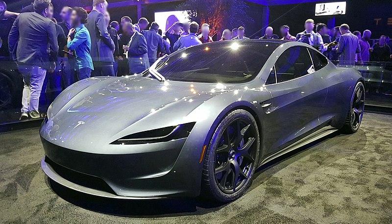 Tesla Roaster