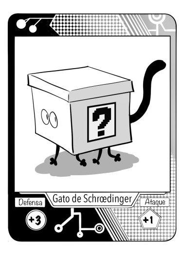 Carta de El gato de Schrodinger