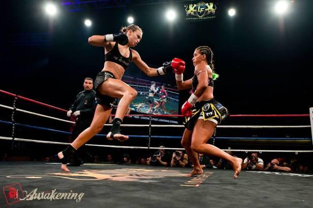 Lucy Payne vs. Tiffany Van Soest1