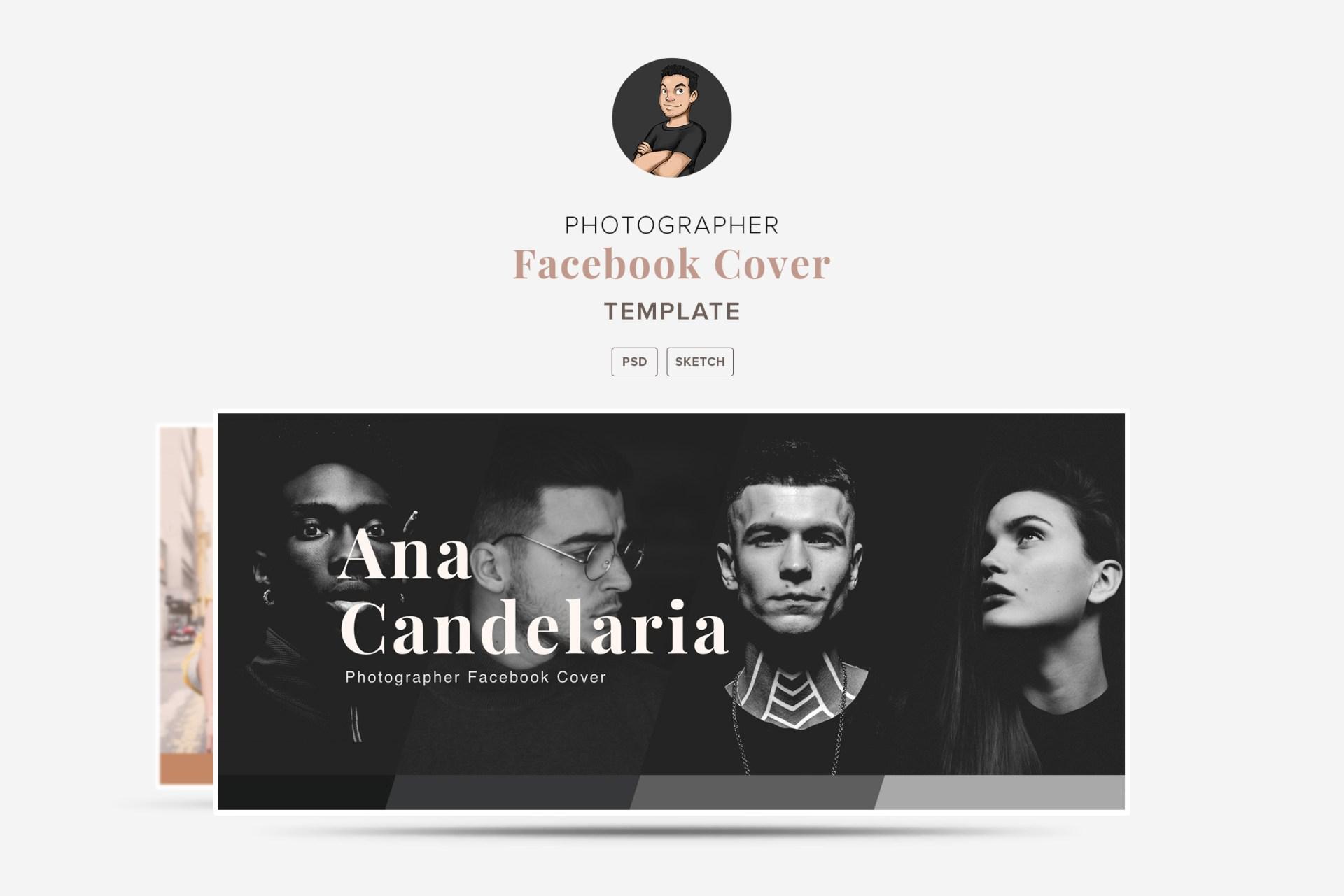 Creative Facebook Cover Template