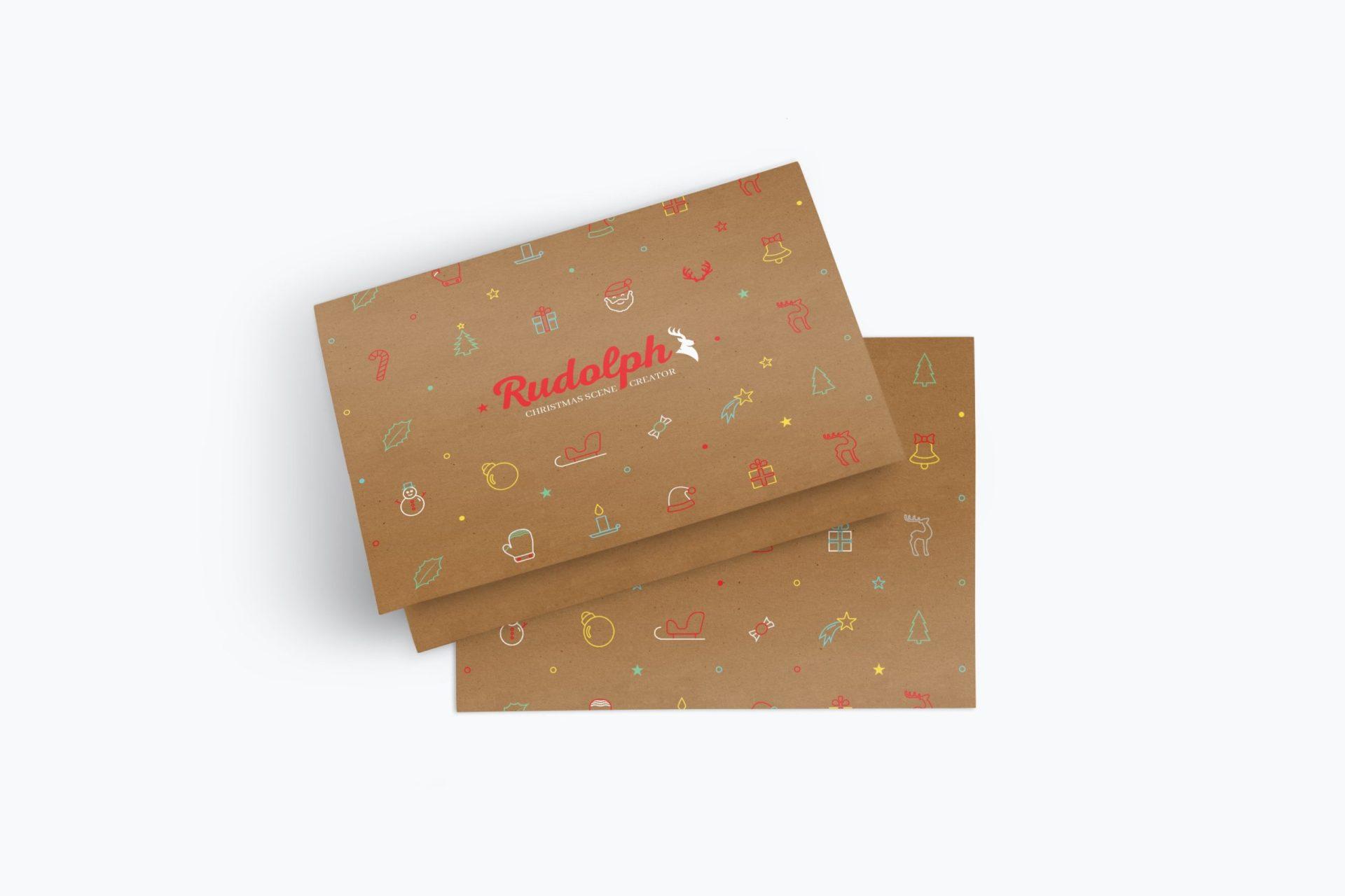A7 Greetings Card 7x5 Mockup 02