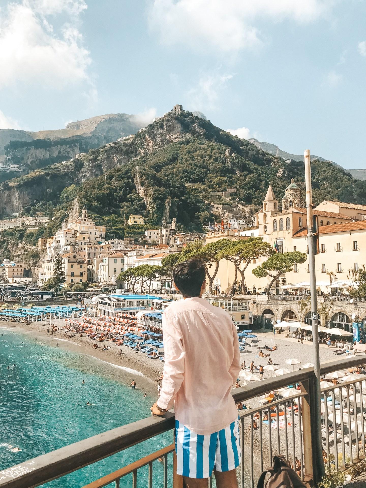 Travello: Mi historia en Positano.