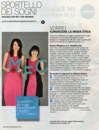 DONNA MODERNA - 25 Aprile 2015