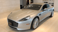 2016 Aston Martin Rapide S Owners Manual