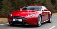2016 Aston Martin V8 Vantage Owners Manual