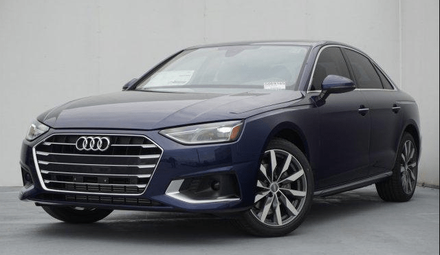 2020 Audi A4 Owners Manual