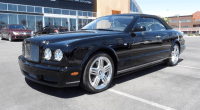2010 Bentley Azure Owners Manual