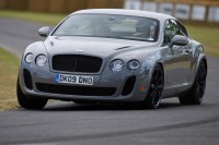 2011 Bentley Continental Supersport Ownwers Manual