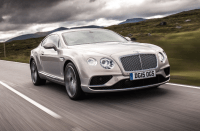 2012 Bentley Continental GTC Ownwers Manual