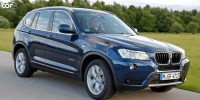 2011 BMW X3 Owners Manual