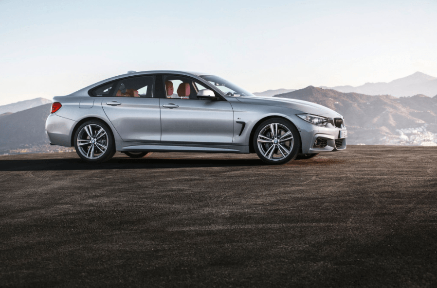 2016 BMW 4 Series Gran Coupe 435i Owners Manual