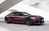 2020 BMW M8 Gran Coupe Owners Manual