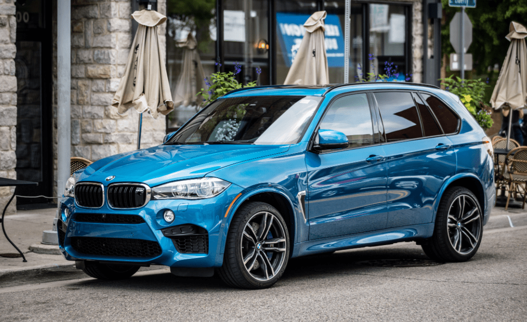 2018 BMW X5 Owners Manual