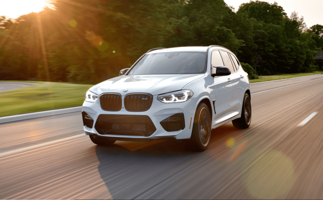 2020 BMW X3 M Owners Manual