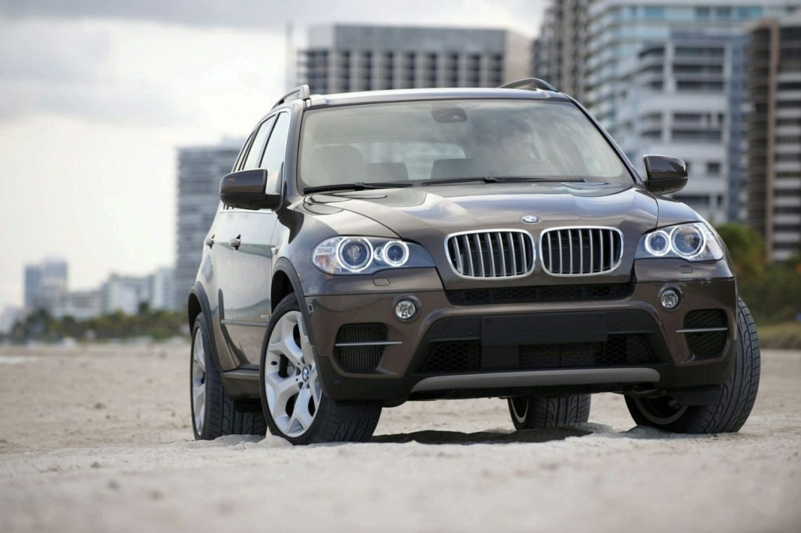 2011 BMW X5 M Owners Manual